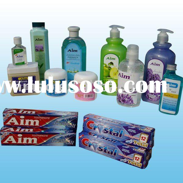 Daily Use Household Chemical Products
