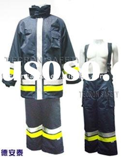 Fire Suit---- EN469 turnout fire man' firefighter suit