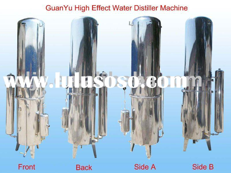 GJZZ-500 High-effect steam distillation equipment