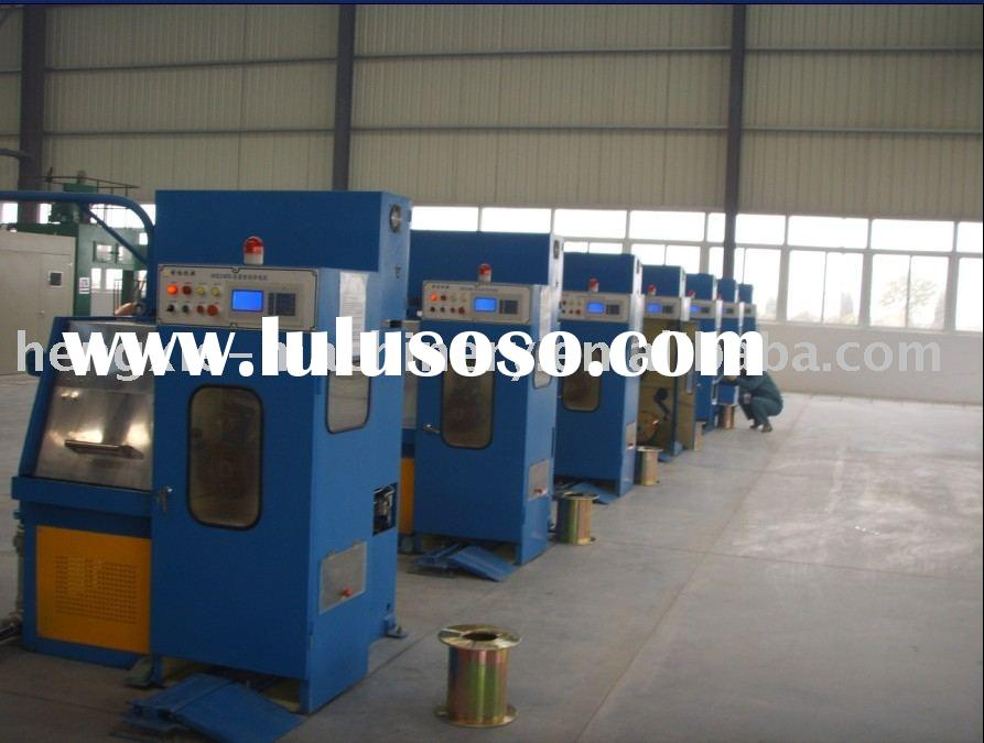 HXE 22 Dies fine copper  wire drawing machine