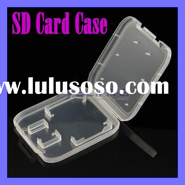 Memory Card SD Card Plastic Case