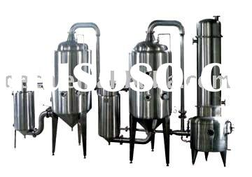 Multi-effect evaporators,Double effect concentrator