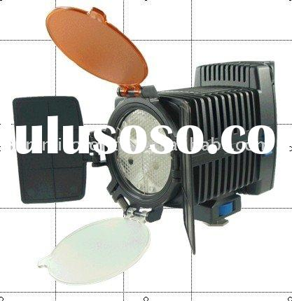 On Camera light LED professional camcorder light kit for camcorders equipments Photographic Equipmen