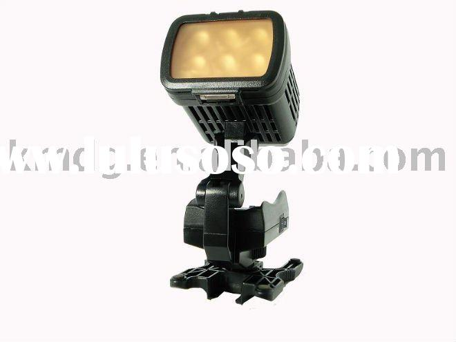 Professional Camera camcorder Video LED Light Studio Lamp (HD-V6P) Factory OEM