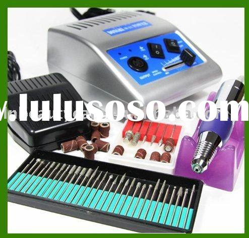 Professional Electric Nail Filing Systems - Nail Drills