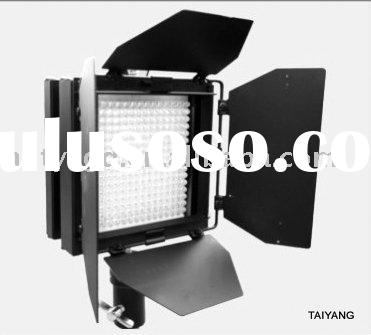 Professional high illumination LED video light
