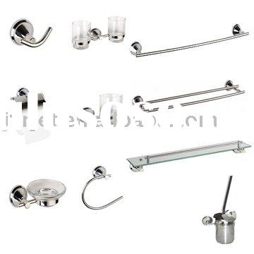 bathroom accessories stainless steel