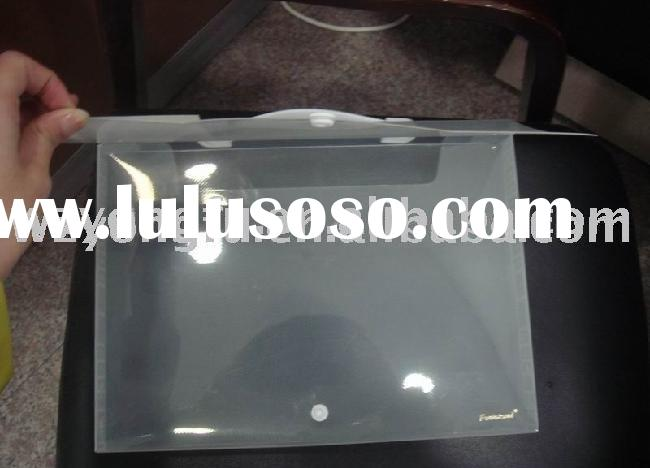file folder, box file, clear box, clear plastic box, gift box packing box