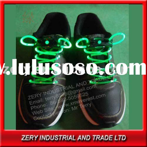 led neon shoelaces