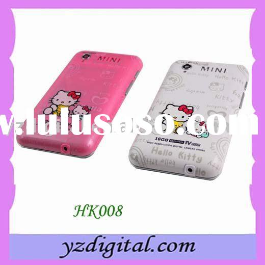 mobile phone, HK008, hello kitty phone