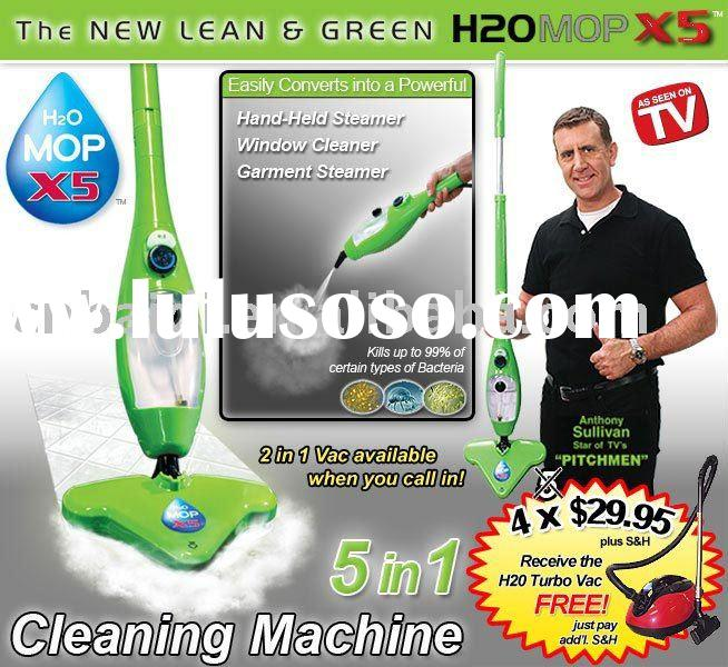 steam mop X 5