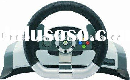 video game parts steering wheel for xbox360