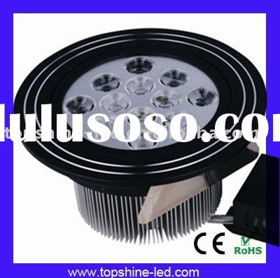 12W/36W LED recessed lighting