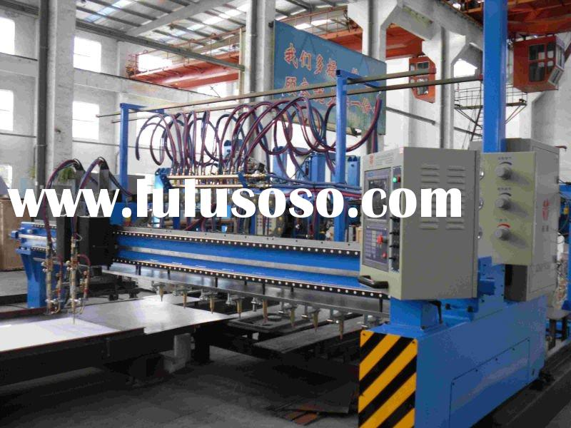 2011 NEW CNC plasma cutting machine