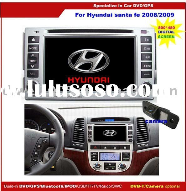 2011 NEW Special car dvd player for Hyundai Santa Fe