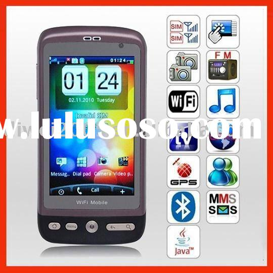 Android 2.2 smart mobile phone G7, WIFI,GPS,TV,JAVA