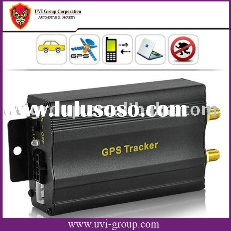 Auto GPS Tracker with PC based software. GPS-101C