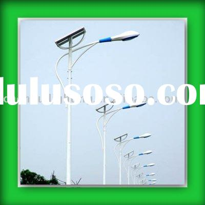 Automatic Solar Street Light Control