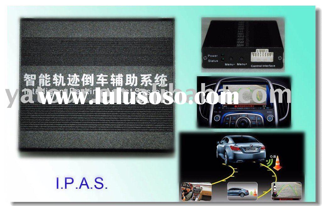 Car Parking Rear Sensor System with track for PSA