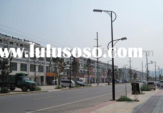E40 80w LED solar street lighting system