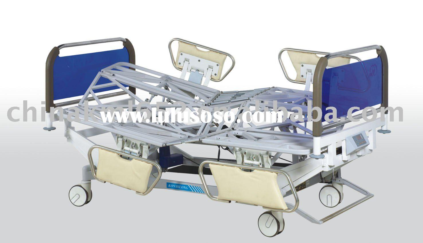 KML-3ZFD-4-F1 3-D Luxurious Electric Hospital Bed