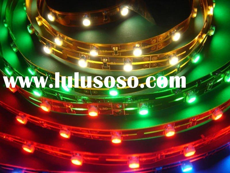 LED flexible strip light(runs on 12-volt systems)