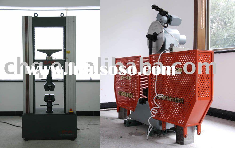 Laboratory Test Service - Metal property Testing - Impact Test