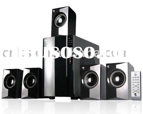 New Home Audio Powered Sub & 5.1 Surround Sound System