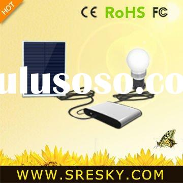 Solar lighting system,Emergency Power kits