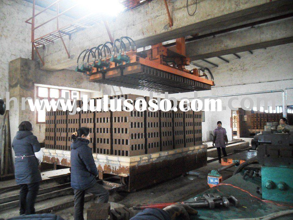 We are specialized concrete block setting(stacking) machine,brick machine