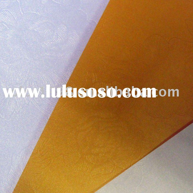 decorative paper/jewellery box cardboard/packaging paper