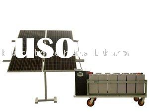 high efficiency and low price solar system 500W