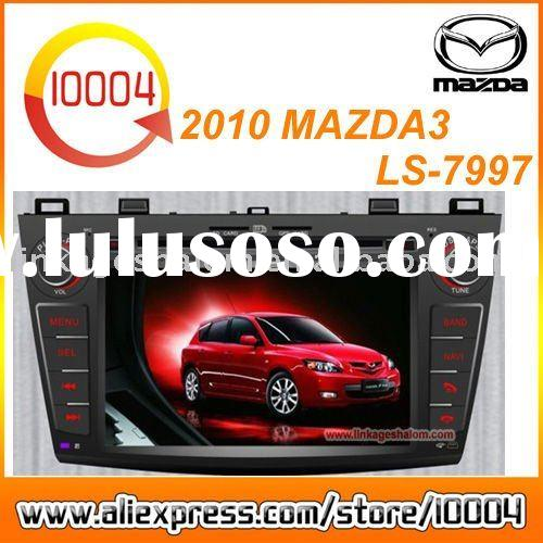 latest car audio GPS system for Mazda 3 2010