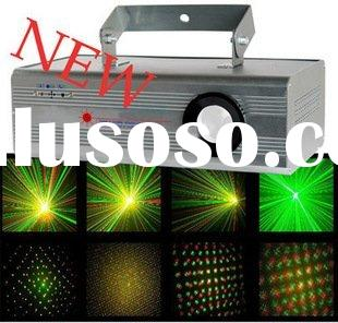 new  100mw   green  Laser Light System DMX DJ DISCO PARTY Show Projector