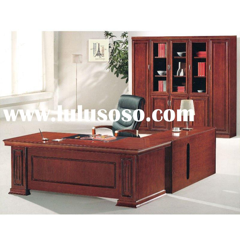 office wood executive desk/table