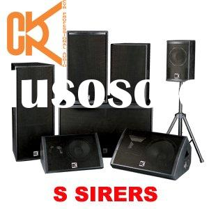 professional indoor outdoor sound system audio&visual equipment supplier