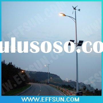 wind solar street lighting system