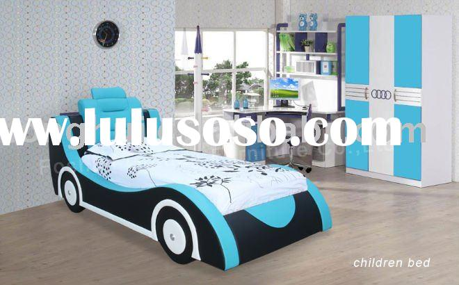 2011 New design racing car bed