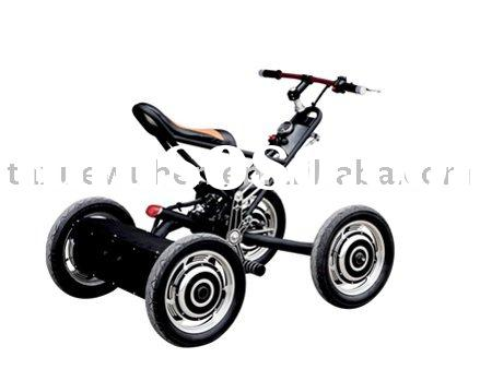 4-wheel centaur / electric scooter with CE