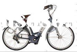 EEC 6 gears lithium battery electric bike