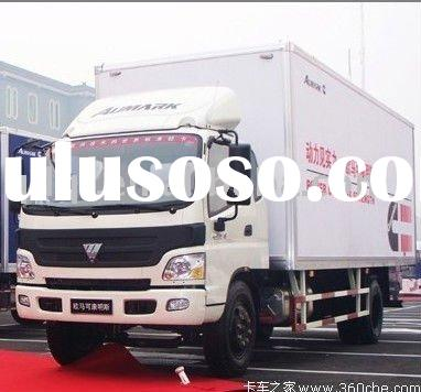 FOTON Small Cargo Van Trucks for Sale