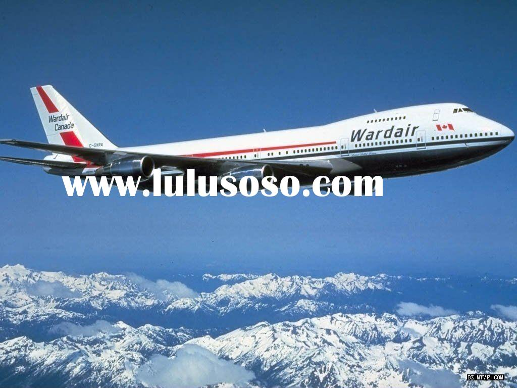 International air transportation/air freight/air cargo/air shipment/air shipping service in China