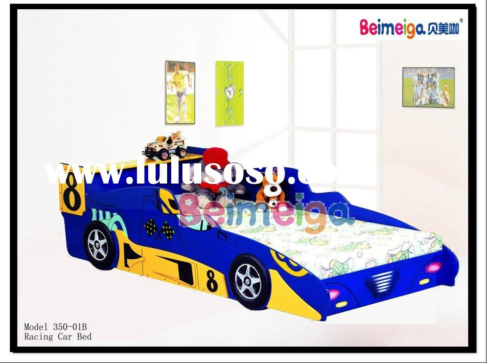 Kids Racing Car Bed/Car Bed/Kids Bed/Child Bed/Bed 350-01B