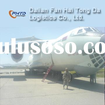 Sea- Air Combined Logistic Service