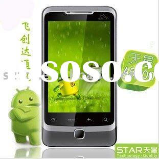 Skystar A5000 Android2.2 smartphone double card navigation TV WIFI resistance screen