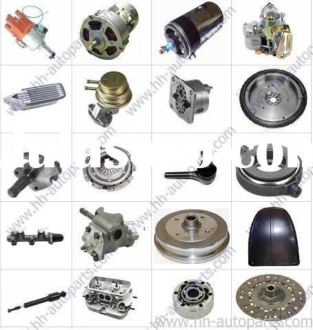 VW Aircooled Parts - Suspension Parts