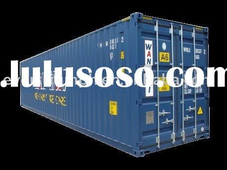 container shipping & freight