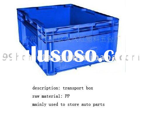 transport box for storage auto parts