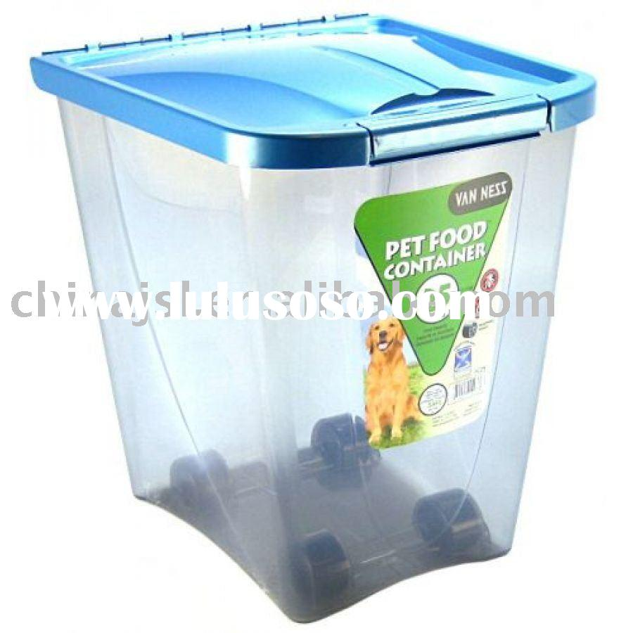 Airtight Pet Food Storage Container Mould
