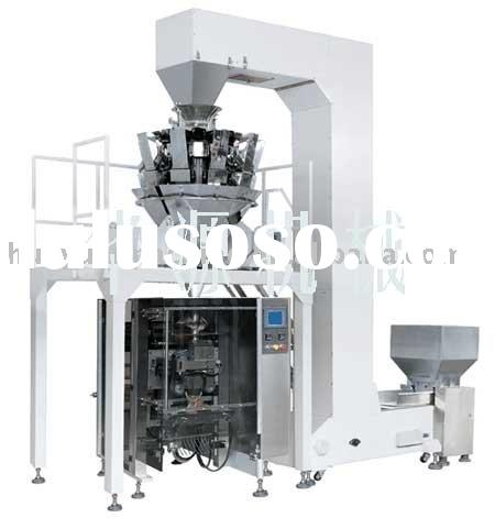 Fully-Automatic puffed food Packing Machine/Vertical packing machine